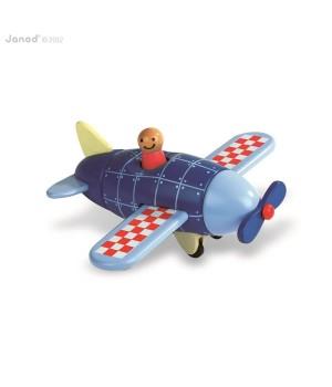 Lietadlo Janod - drevená...