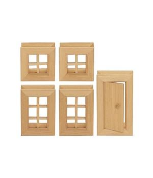 Varis Okná a dvere