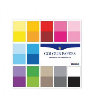 Farebný papier - 24 listov,...