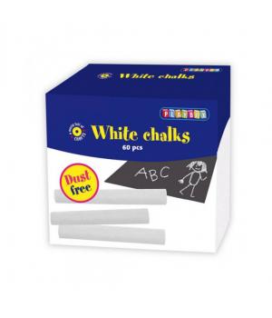 Biele kriedy - 60 ks