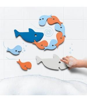 Quutopia žraloky - puzzle...