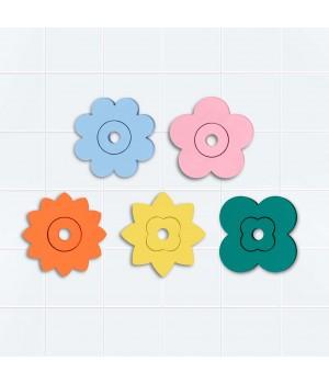 Quutopia Kvety - puzzle do...