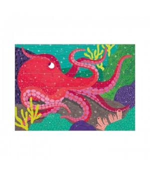 Puzzle mini Chobotnica 48ks