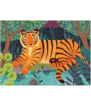 Puzzle mini Bengálsky tiger...