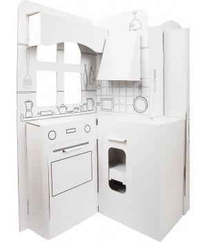 Kartónová kuchyňa