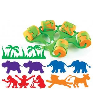 Penové valčeky Džungľa