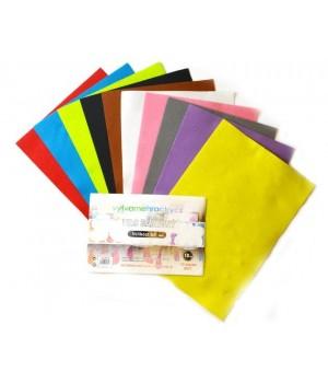 Filc - mix farieb
