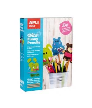 DIY Vtipné ceruzky