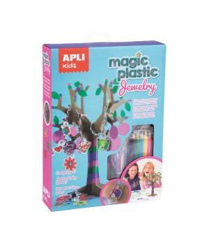 DIY Magické plastové šperky