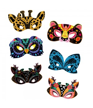 Zvieracie masky -...