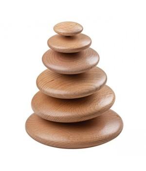 Drevená balančná hra...