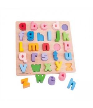 Baby abeceda malé písmená