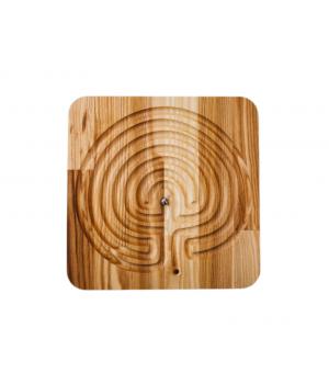 Drevený labyrint