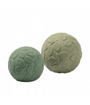 Senzorické loptičky zelené