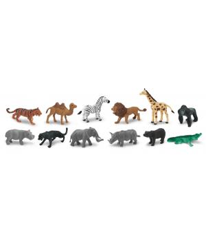 Divé zvieratá tuba Safari Ltd.