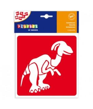 Šablóny Dinosauri