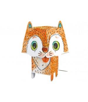 Mačka na vymaľovanie Monumi
