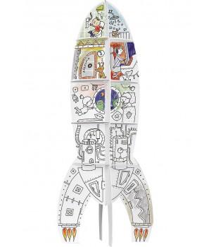 Raketa na vymaľovanie Monumi