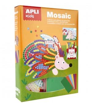 Mozaika Zvieratká