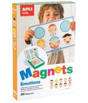 Emócie - magnetická hra