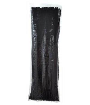 Drôtiky čierne - 100ks