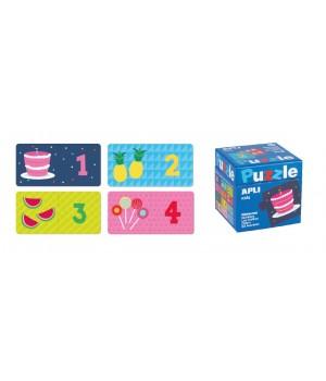 Čísla puzzle