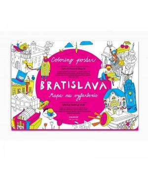 Vyfarbi si Bratislavu