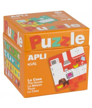 Izby puzzle
