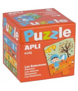 Ročné obdobia puzzle